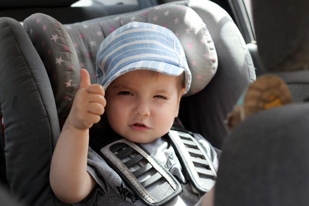 Baby safe transfers from Cairns Airport with Sapphire Transfers